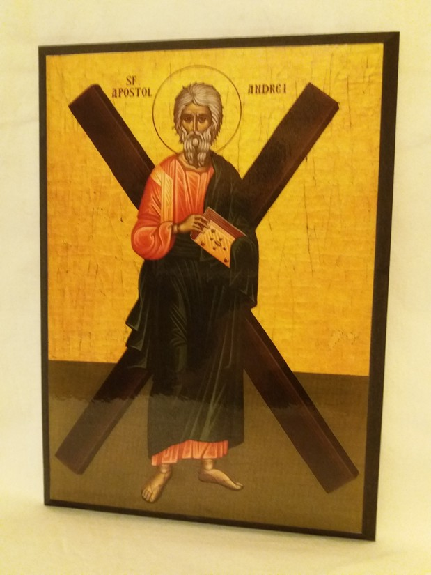 Icoana Sfantul Andrei