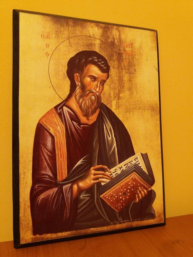 Icoana Sfantul Apostol Matei