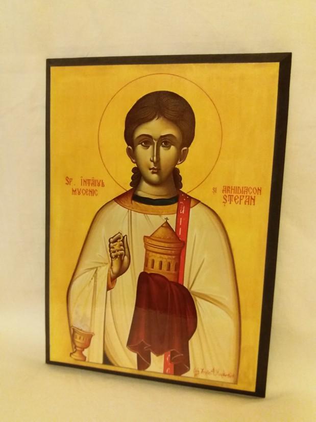 Icoana Sfantul Arhidiacon Stefan