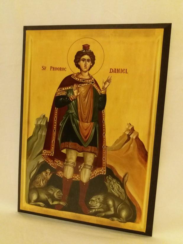 Icoana Sfantul Prooroc Daniil
