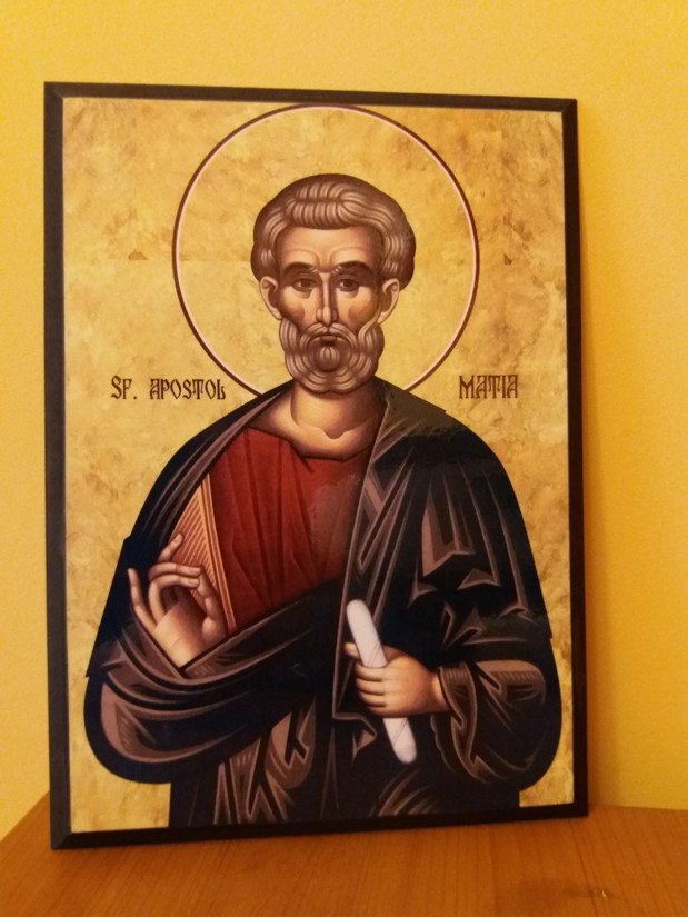 Icoana Sfantul Apostol Matia