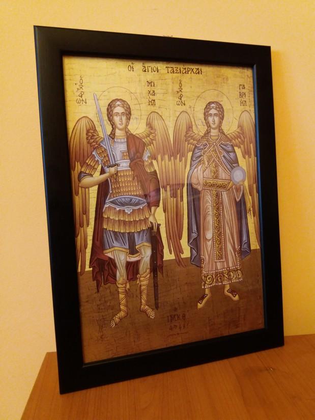 Arhanghelii Mihail si Gavriil