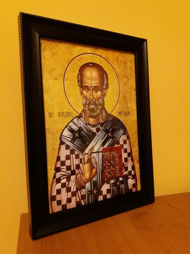 Sfantul Ierarh Nicolae, Arhiepiscopul din Mira Lichiei