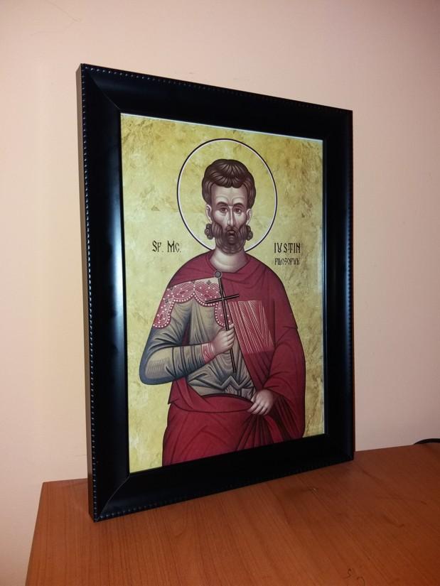 Sfantul Iustin Martirul si Filozoful