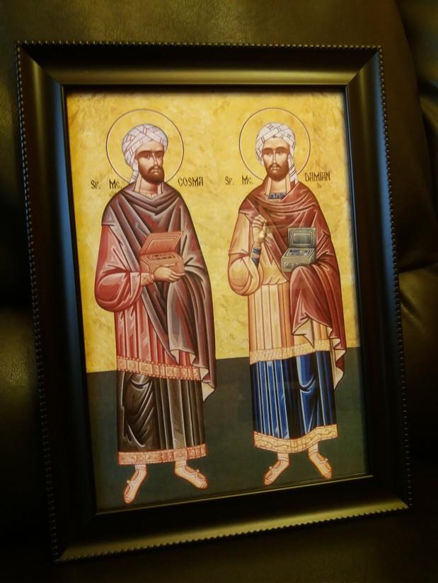 Sfintii Mucenici Cosma si Damian